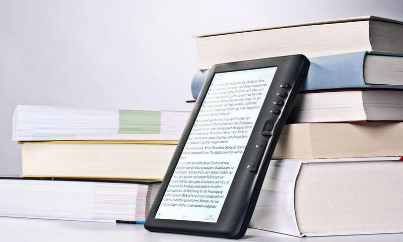 E-books: Μια ολόκληρη βιβλιοθήκη στην τσέπη σου