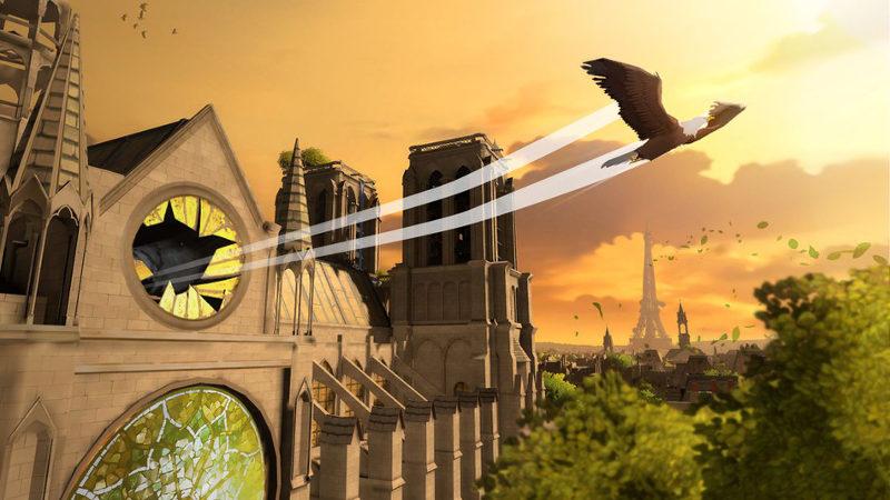 Eagle Flight: Νιώσε τη μαγεία του VR