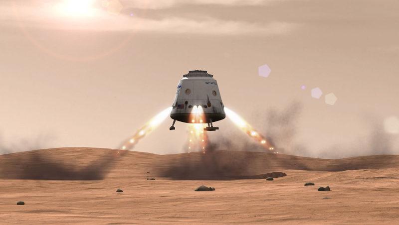 Το μεγάλο σχέδιο του Elon Musk για τον εποικισμό του Άρη