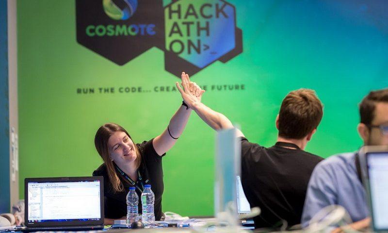 Η εφαρμογή Eye Tracking νικήτρια στο COSMOTE Hackathon