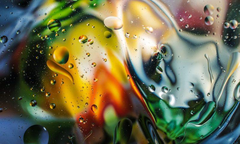 Η τέχνη του μικρόκοσμου