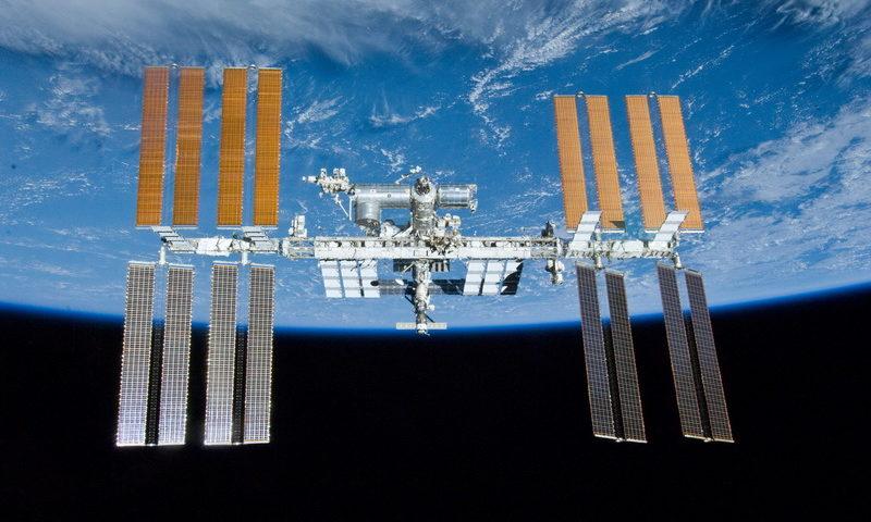 Ξενάγηση στον Διεθνή Διαστημικό Σταθμό