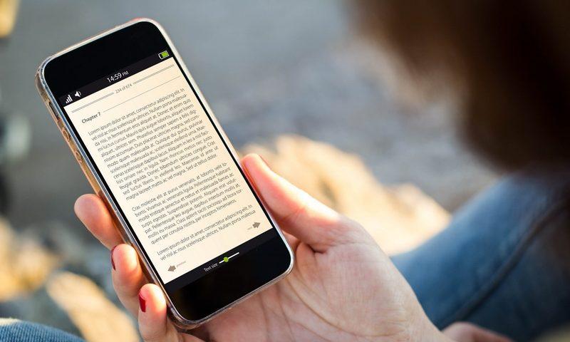 Πώς να κάνεις το κινητό σου eBook reader