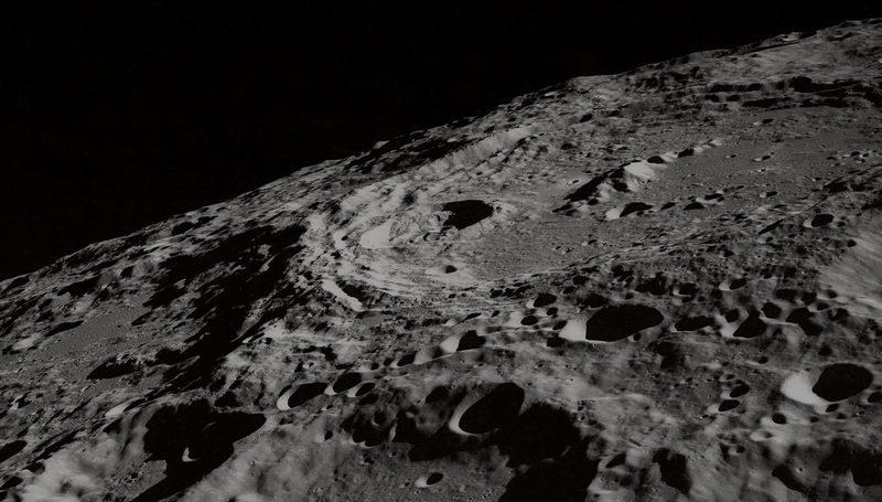 Κάνε μια εικονική βόλτα στη Σελήνη