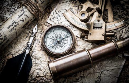 Παλιοί χάρτες ζωντανεύουν χάρη στην τεχνολογία