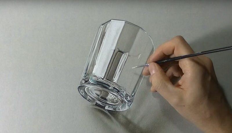 Ζωγραφίζοντας 3D στο χέρι