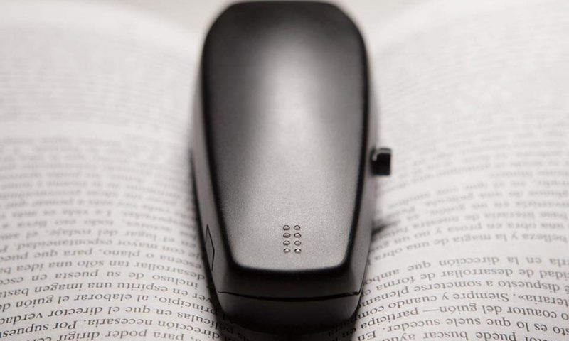 Ψηφιακά βιβλία για τυφλούς
