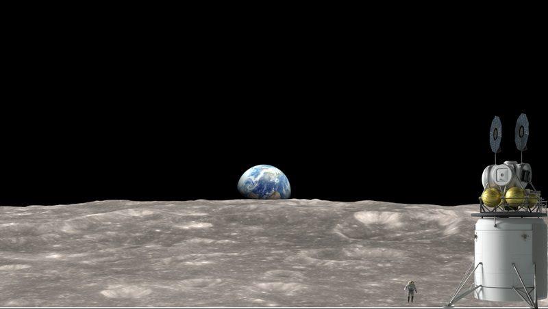 Η ανθρωπότητα επιστρέφει στη Σελήνη