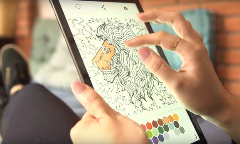 Coloring therapy στο κινητό σου για να μειώσεις το στρες