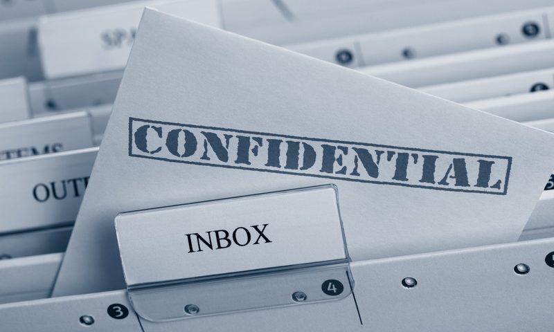 Πώς να στείλεις εμπιστευτικά e-mail