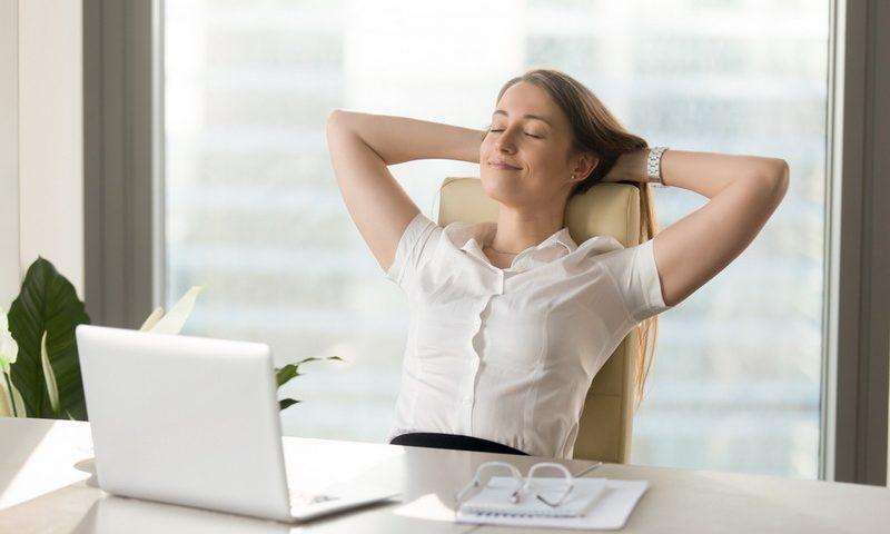 Ηρεμία και συγκέντρωση