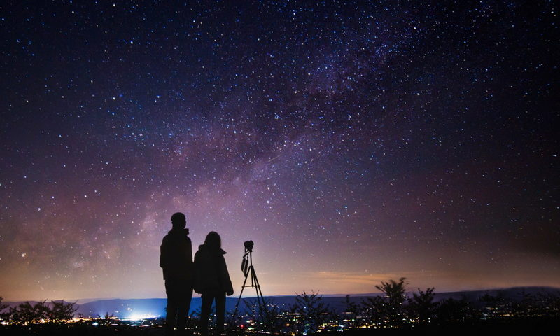 Φωτογραφίζουμε τα άστρα… με το κινητό
