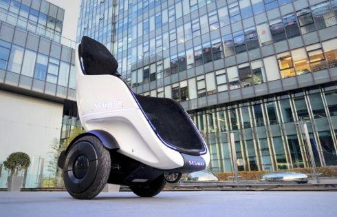 Το αναπηρικό αμαξίδιο του μέλλοντος