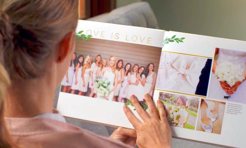 Φτιάξε το δικό σου photo book