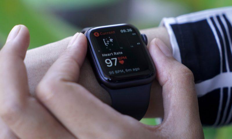 Το Apple Watch μετρά και το οξυγόνο στο αίμα