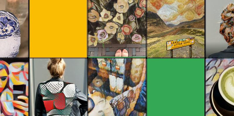 Κάνε τη selfie σου, έργο τέχνης