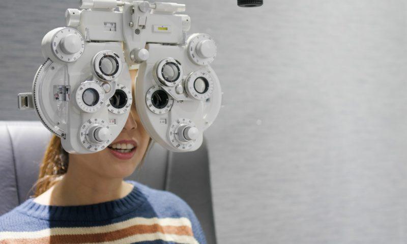 Οφθαλμίατρος ή… ρομπότ;
