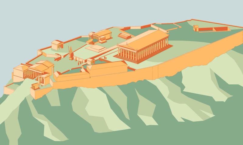 Το μουσείο της Ακρόπολης… για παιδιά