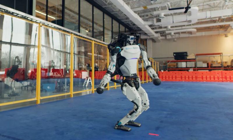 Χορεύουν τα ρομπότ; Κι όμως… χορεύουν!