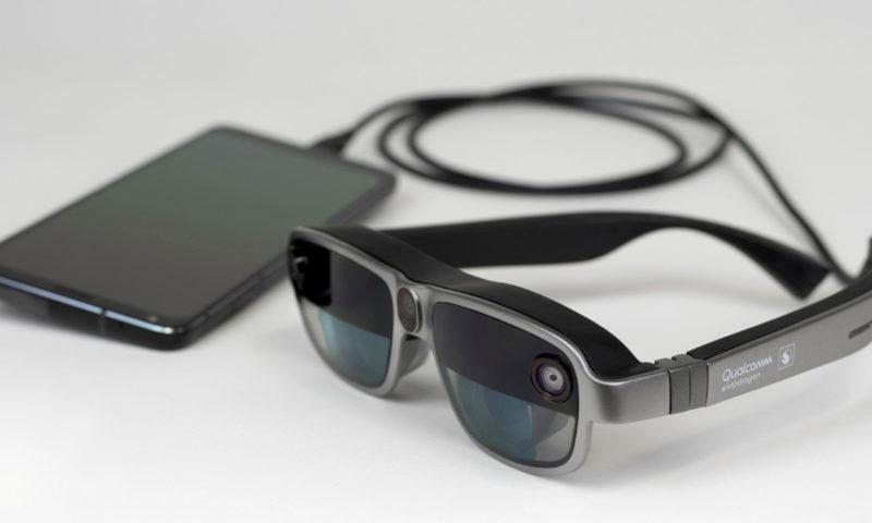 Αυτό εννοούμε όταν λέμε smart glasses