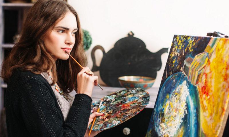 Γίνε ζωγράφος με τη βοήθεια της ΑΙ