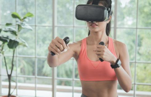 Ασκήσου με VR