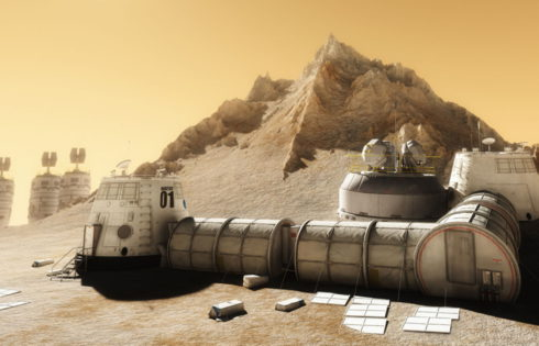 Κάπως έτσι θα είναι να ζεις στον Άρη